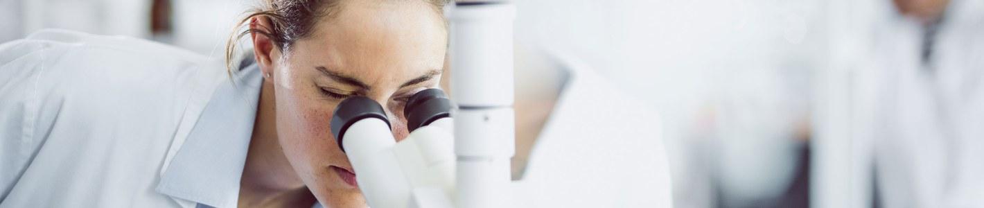 Berufsperspektive Wissenschaftlerin